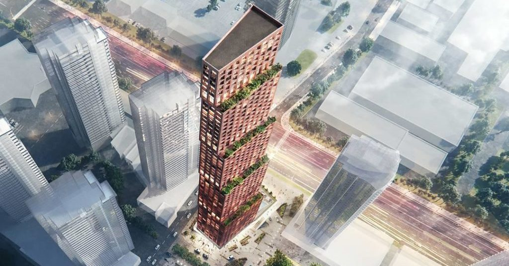 CG Towers