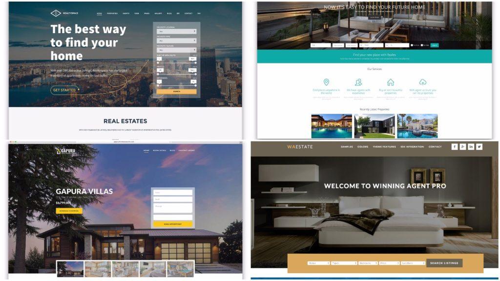 房产经纪专业网站