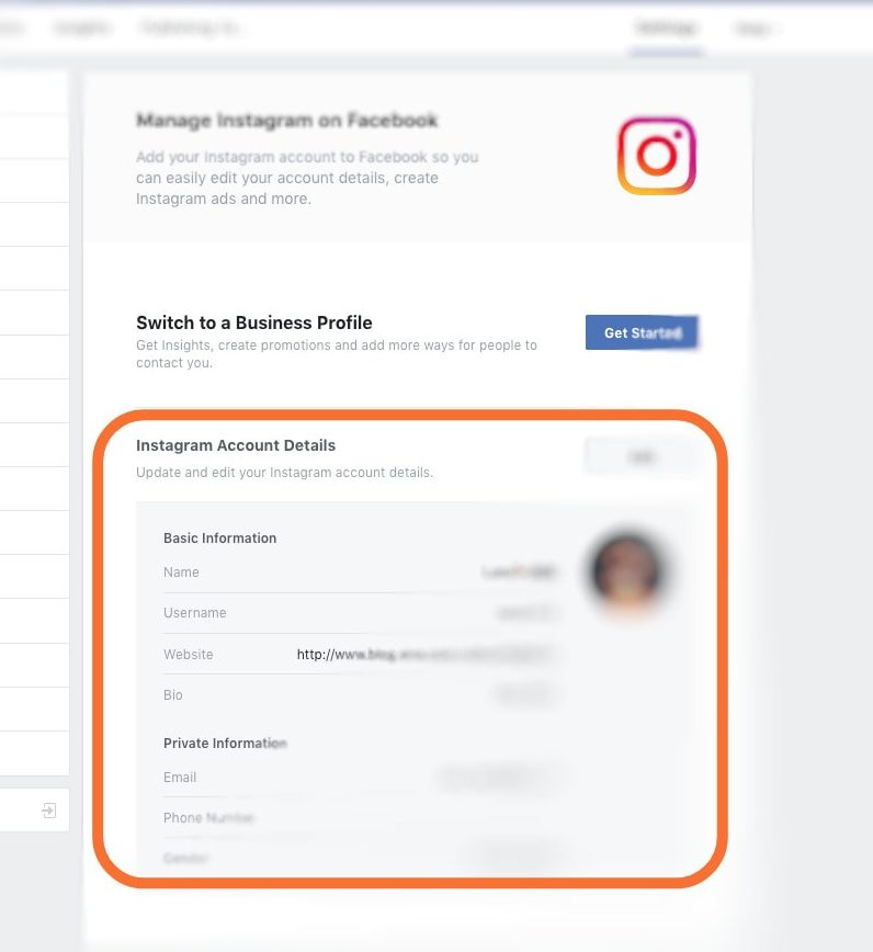 facebook-instagram-connection