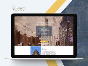 King's landing Cover