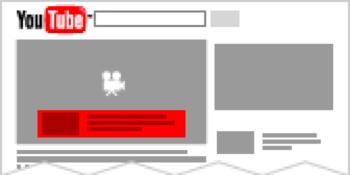 重叠youtube广告