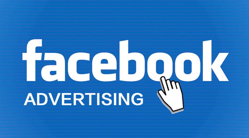 facebook ad广告点击