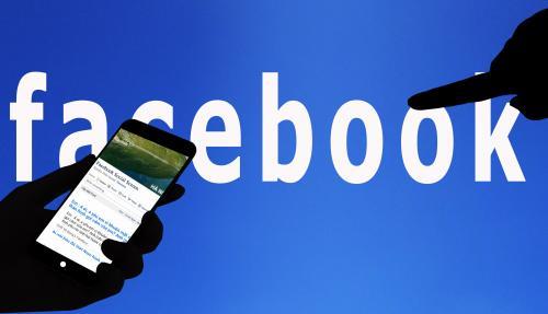 Facebook幻灯片广告